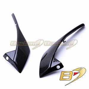 Yamaha FZ8 2010 - 2013 100% Carbon Fiber Side Panels
