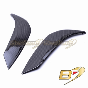 Yamaha FZ8 2010 - 2013 100% Carbon Fiber Tank Side Panels
