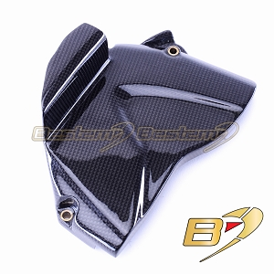 Yamaha YZF R1 2009 - 2014 100% Carbon Fiber Sprocket Cover