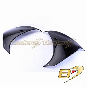 Yamaha YZF R1 2009 - 2011 100% Carbon Fiber Side Panels 1