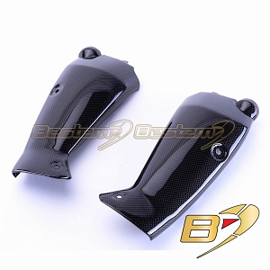 Yamaha YZF R1 2009 - 2014 100% Carbon Fiber Side Panel Upper Dash Air Tube Ram Panel Fairing Cowl