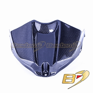 Yamaha YZF R1 2009 - 2014  100% Carbon Fiber Tank Cover Twill Weave Pattern