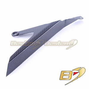 Yamaha R1 2015 - 2019  100% Carbon Fiber Chain Guard, Twill Weave Pattern