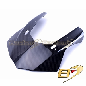 Yamaha R1 2015 - 2019  100% Carbon Fiber Front Nose Fairing, Twill Weave Pattern