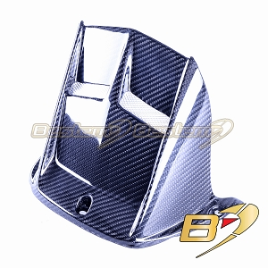 2006-2020 R6 Carbon Fiber Rear Tire Fender Hugger Mud guard Fairing Twill Weave