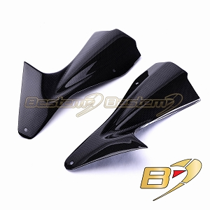 Yamaha YZF R6 2006 - 2007 100% Carbon Fibe Air Intake Covers