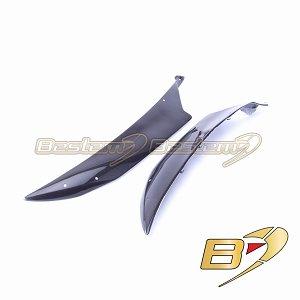 Yamaha YZF R6 2006-2007 100% Carbon Fiber Side Panel Upper Mid Fairings