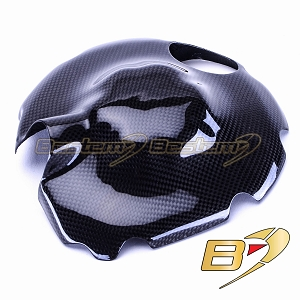 Yamaha R6 2008 - 2016 100% Carbon Fiber Engine Clutch Cover 1