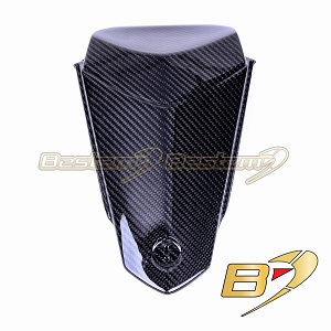 2017-2019 Yamaha R6 Carbon Fiber Seat Cowl Cover Panels Fairing Twill Weave