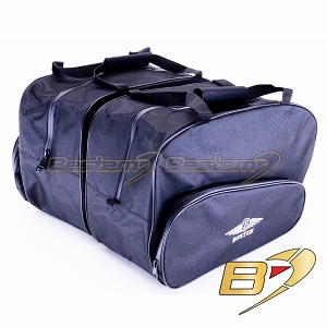 BMW K1600GT/GTL R1200RT (2014+) Saddlebags Sideliners Side Case Trunk Liners Bags,Black - Pair
