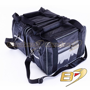 BMW R1200GS Saddlebag Sideliners Side Case Trunk Liners Bags with Clear Pocket - Pair