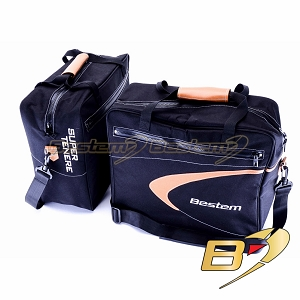 Yamaha Super Tenere Saddlebag Sideliners Side Case Trunk Liners Bags,Balck - Pair