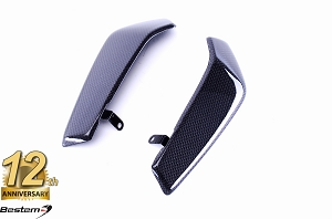 Ducati Monster 1200 / 821 2014 + 100% Carbon Fiber Side Panels