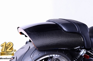 Harley Davidson VRSCF V-Rod Muscle 100% Carbon Fiber Rear Tail Fairing