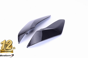 MV Agusta F3 675 2012 100% Carbon Fiber Tank Side Panels