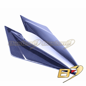 2011-2018 GSX-R 600 750 Carbon Fiber Rear Tail Solo Seat Cowl Fairing Cover, Twill Weave