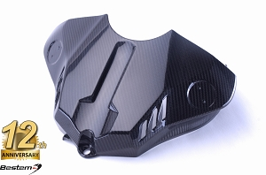 Yamaha R1 2015 - 2019  100% Carbon Fiber Tank Cover, Twill Weave Pattern