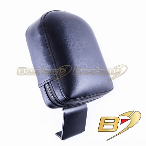 Suzuki Boulevard C50 C90 Volusia 800 Driver Backrest Matte Black