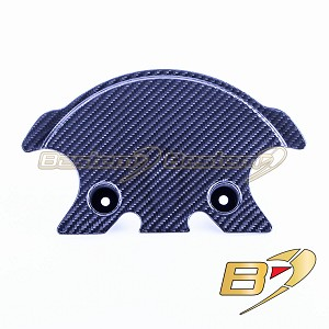2020+ BMW S1000RR  Carbon Fiber Front Fairing Under Panel Twill Weave Pattern