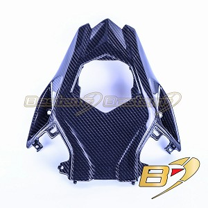 2020 BMW S1000RR  Carbon Fiber Carbon Fiber Undertail/under seat panel, Twill Weave Pattern