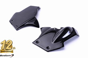 MV Agusta F4 100% Carbon Fiber Eletric Covers