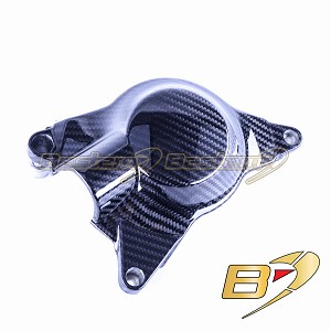 2017-2020 Yamaha R6 Carbon Fiber Clutch Gearbox Case Cover