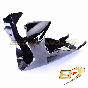 BMW K1200R K1300R  100% Carbon Fiber Belly Pan