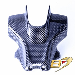 2019  Ducati Hypermotard 950 Carbon Fiber Seat Side Panels