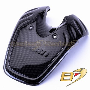 Ducati ST 2003+ 100% Carbon Fiber Keychain Guard with Gap