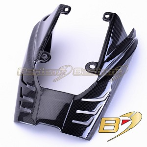 Triumph Daytona 675 100% Carbon Fiber Exhaust Cover
